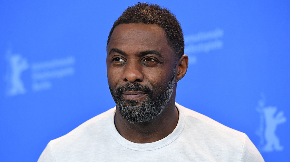 Mandatory Credit: Photo by SASCHA STEINBACH/EPA-EFE/REX/Shutterstock (9435033a) Idris Elba Yardie - Photocall - 68th Berlin Film Festival, Germany - 22 Feb 2018 British director Idris Elba poses during a photocall for 'Yardie' at the 68th annual Berlin International Film Festival (Berlinale), in Berlin, Germany, 22 February 2018. The Berlinale runs from 15 to 25 February.