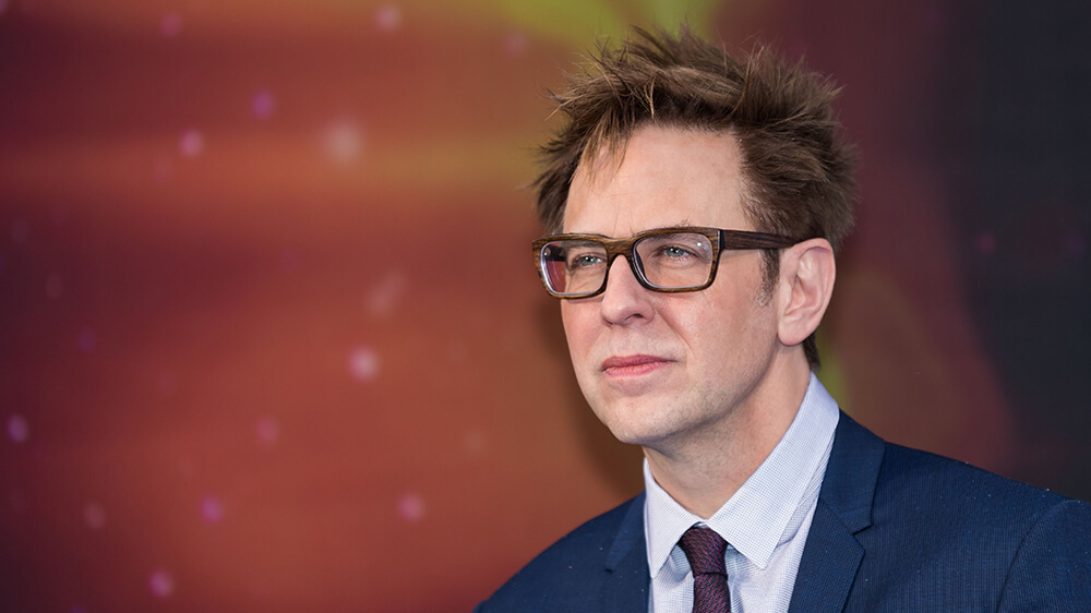 Mandatory Credit: Photo by Vianney Le Caer/REX/Shutterstock (8628323h) James Gunn 'Guardians of the Galaxy Vol.2' film premiere, Arrivals, London, UK - 24 Apr 2017