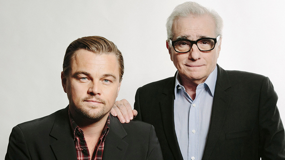 "Mandatory Credit: Photo by Victoria Will/Invision/AP/REX/Shutterstock (9179643a) This photo shows American actor Leonardo DiCaprio, left, with American film director Martin Scorsese in New York. DiCaprio stars in the Scorsese film, ""The Wolves of Wall Street Leonardo DiCaprio Martin Scorsese Portraits, New York, USA"
