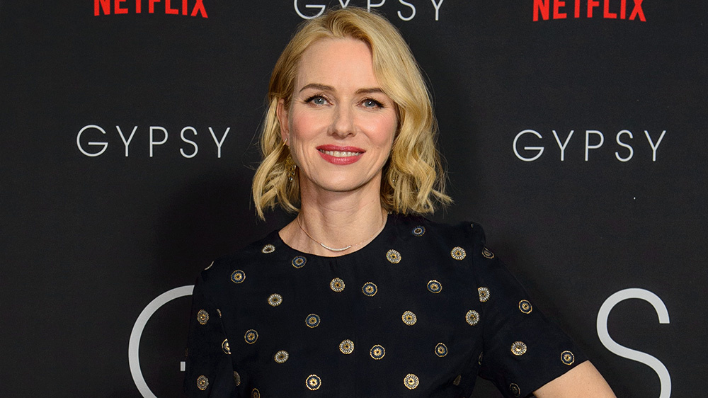 EXCLUSIVE Mandatory Credit: Photo by Joanne Davidson/SilverHub/REX/Shutterstock (8888391f) Naomi Watts Netflix's 'Gypsy' Special Screening, London, UK - 03 Jul 2017 WEARING STELLA MCCARTNEY