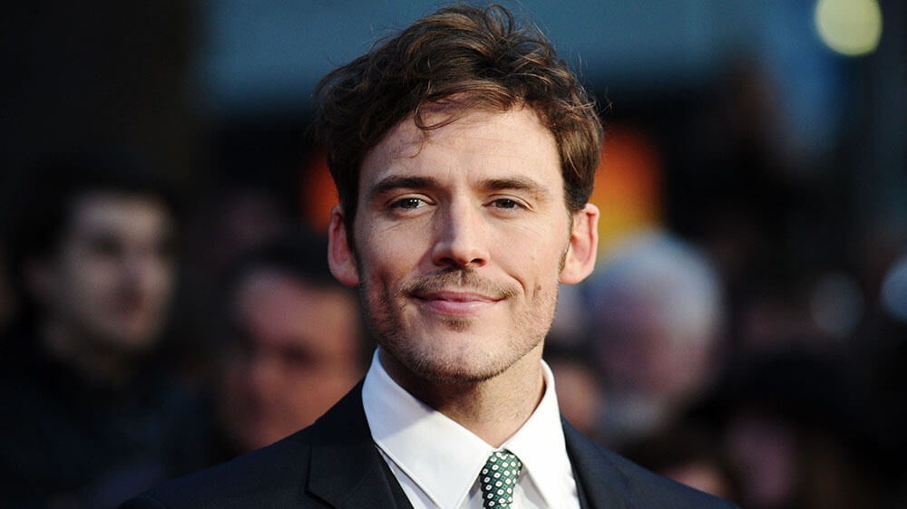 Mandatory Credit: Photo by REX/Shutterstock (6279171p) Sam Claflin 'Their Finest' film premiere and The Mayor of London's gala, 60th BFI London Film Festival, UK - 13 Oct 2016
