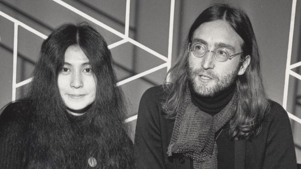 EDITORIAL USE ONLY / NO MERCHANDISING Mandatory Credit: Photo by FremantleMedia Ltd/REX/Shutterstock (826211ip) 'Today'  - Yoko Ono and John Lennon. Thames TV Archive