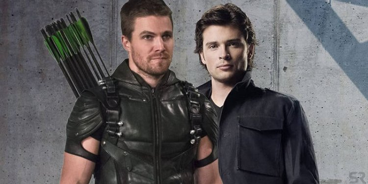 Séries Arrow, Smallville, Titans, DC comics