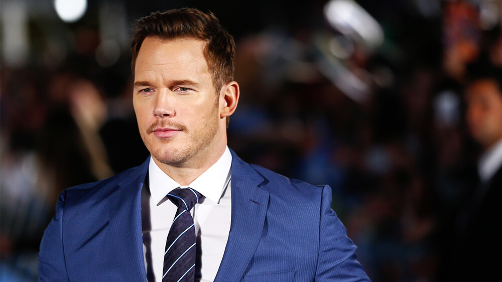Mandatory Credit: Photo by CHRISTOPHER JUE/EPA/REX/Shutterstock (8594551ab) Chris Pratt Guardians of the Galaxy Vol. 2 film premiere, Tokyo, Japan - 10 Apr 2017 US actor/cast member Chris Pratt attends the premiere of 'Guardians of the Galaxy Vol. 2' in Tokyo, Japan, 10 April 2017. The action science fiction movie will be screened across Japan from 12 May on.