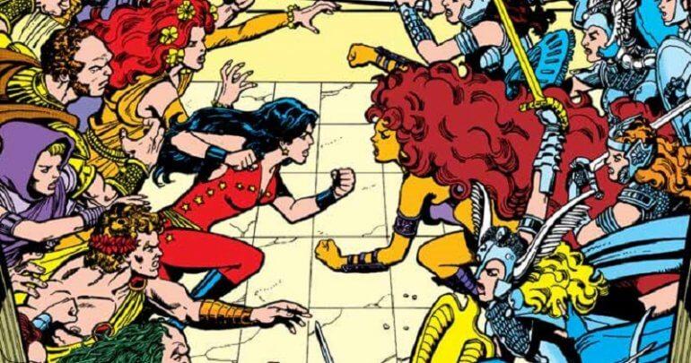 Lendas do Universo DC Novos Titãs George Perez