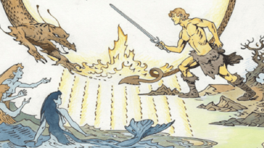 O Anel do Nibelungo, de P. Craig Russell