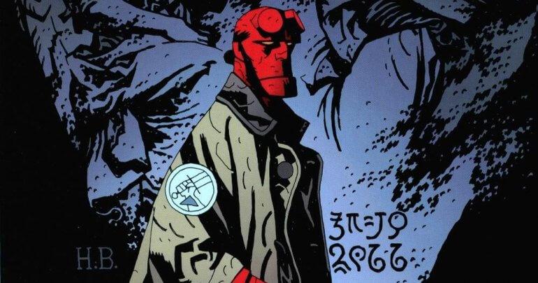 Hellboy Edição Histórica 4 - A Mão Direita da Perdição