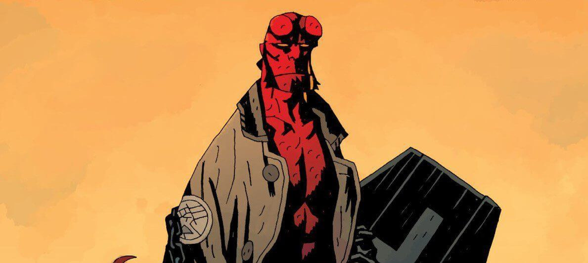 Hellboy O Caixão Acorrentado Mike Mignola
