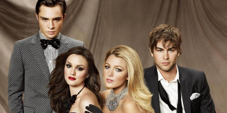 Gossip Girl nova série