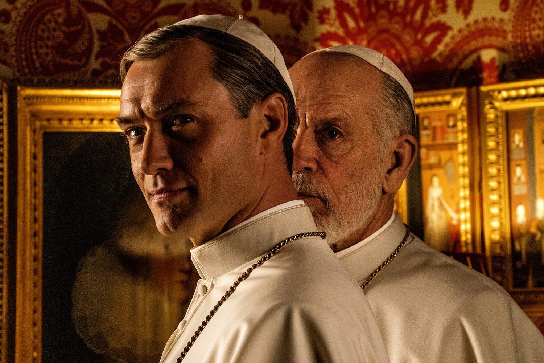 Znalezione obrazy dla zapytania The New Pope
