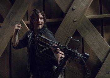 Norman Reedus as Daryl Dixon- The Walking Dead _ Season 9, Episode 9 - Photo Credit: Jackson Lee Davis/AMC