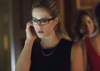 """Arrow -- """"Crucible"""" -- Image AR204a _5614b -- Pictured: Emily Bett Rickards as Felicity Smoak -- Photo: Jack Rowand/The CW -- © 2013 The CW Network, LLC. All Rights Reserved"""