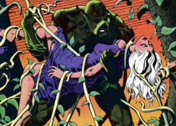 A Saga do Monstro do Pântano, por Alan Moore - Outro Mundo Verde