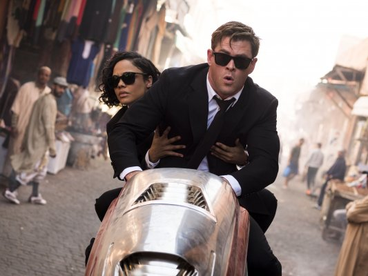 1233076 – MEN IN BLACK: INTERNATIONAL