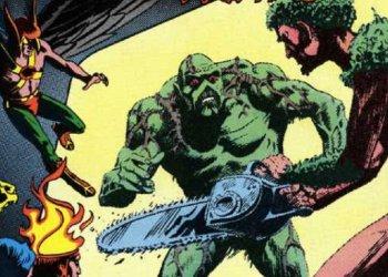 A Saga do Monstro do Pântano, por Alan Moore - Raízes