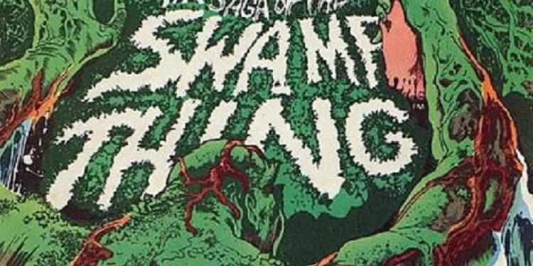 A Saga do Monstro do Pântano, por Alan Moore - O Sono da Razão