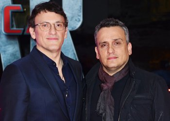 Mandatory Credit: Photo by Joanne Davidson/Silverhub/REX/Shutterstock (7530255dj) 'Captain America Civil War' European Premiere at Westfield Shepherds Bush Directors Anthony Russo with His Brother Joe Russo 'Captain America Civil War' - 26 Apr 2016