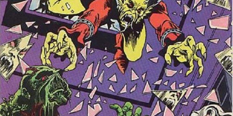 A Saga do Monstro do Pântano, por Alan Moore - Movido por Demônios