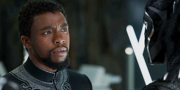 Chadwick Boseman não será substituído em Pantera Negra 2