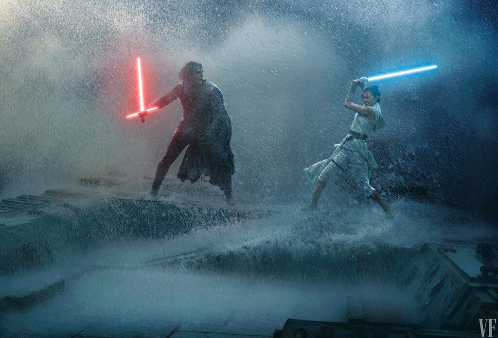 Star Wars A Ascensao Skywalker Ganha Novas Imagens Na Vanity Fair