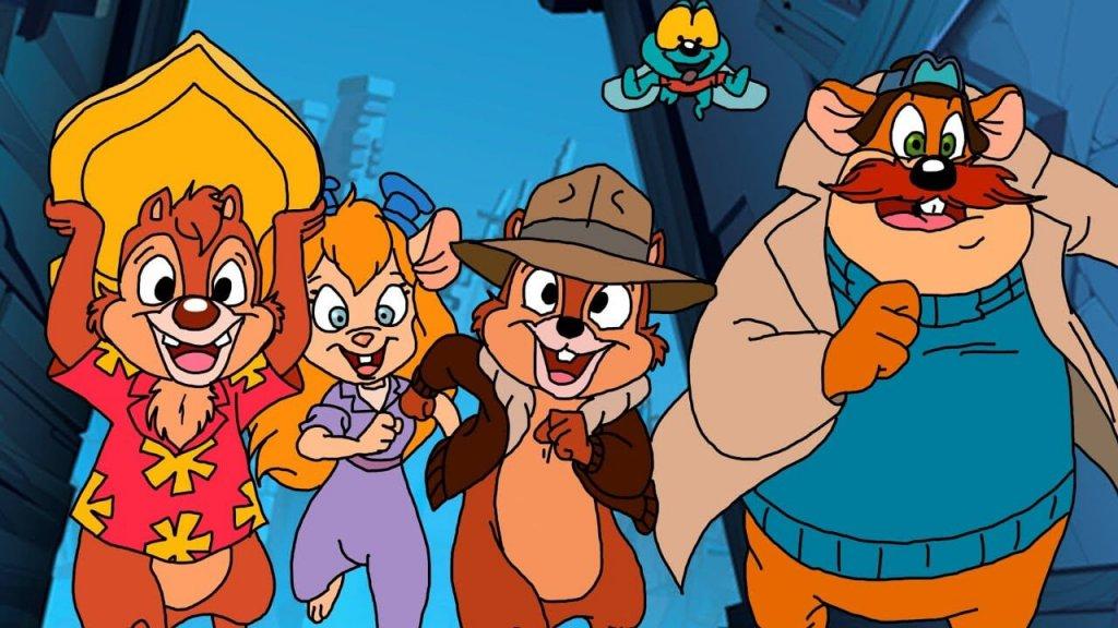 Tico e Teco vai ganhar filme Live-action na Disney