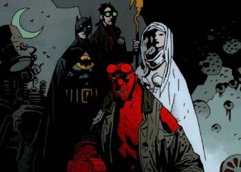 Hellboy Máscaras e Monstros