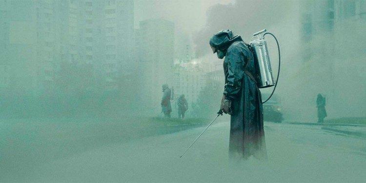 Chernobyl maratona na HBO