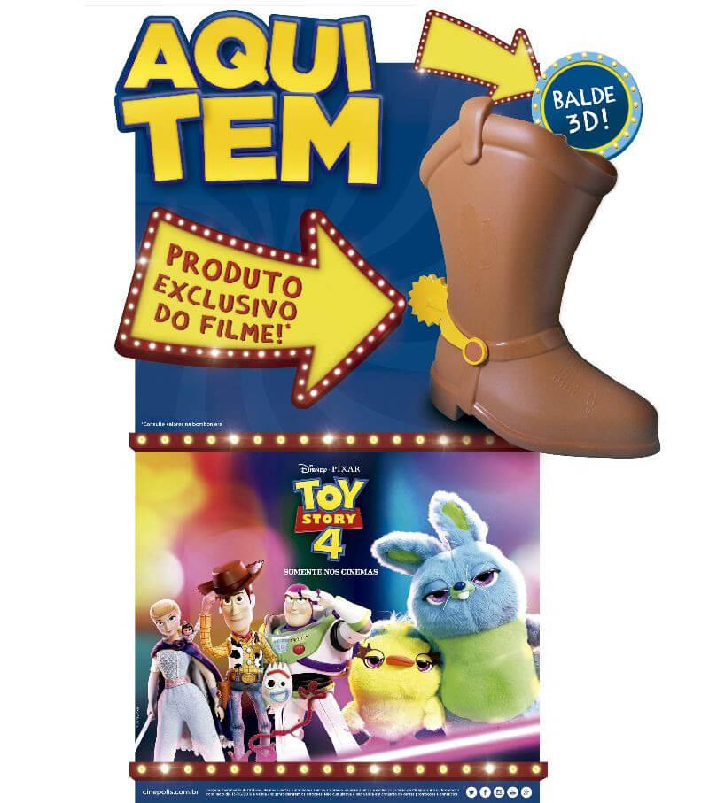 Toy Story 4 / Divulgação