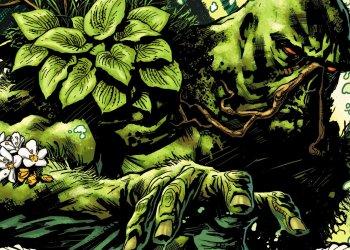 A Saga do Monstro do Pântano, por Alan Moore