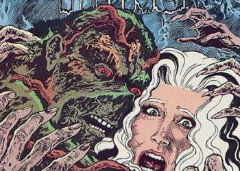 Saga do Monstro do Pântano, por Alan Moore - Auréola de Moscas