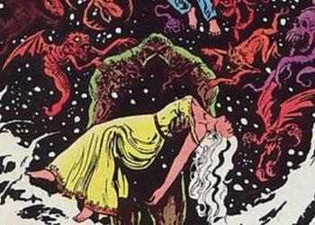 A Saga do Monstro do Pântano, por Alan Moore - Balé de Enxofre