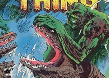 A Saga do Monstro do Pântano, por Alan Moore - Pog
