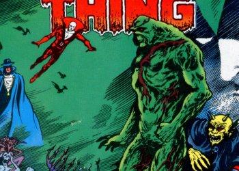 A Saga do Monstro do Pântano, por Alan Moore - Descida Entre os Mortos