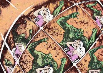 A Saga do Monstro do Pântano, por Alan Moore - Amor e Morte