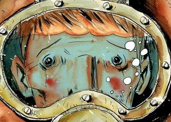 O Soldador Subaquático, de Jeff Lemire