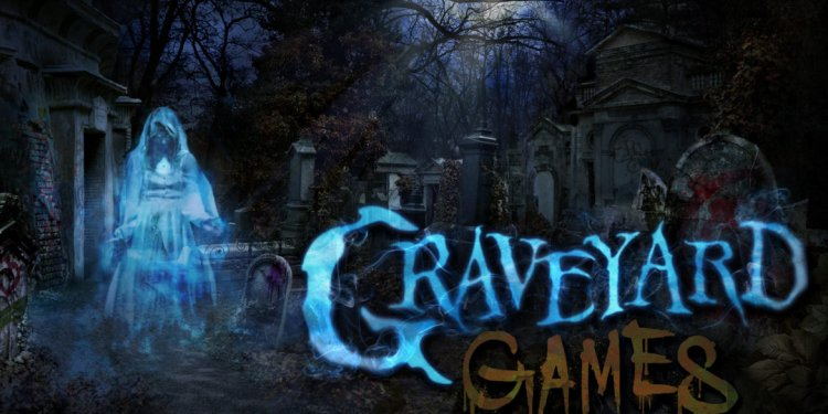 Graveyard Games no Universal Orlando Resort