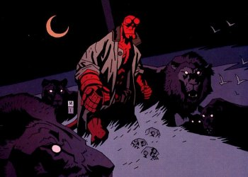 Hellboy - Paragens Exóticas