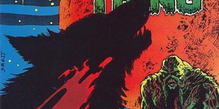 A Saga do Monstro do Pântano, por Alan Moore - A Maldição