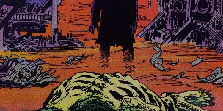 A Saga do Monstro do Pântano, por Alan Moore - Notícias do Fuça-Radioativa - Capítulo Dois