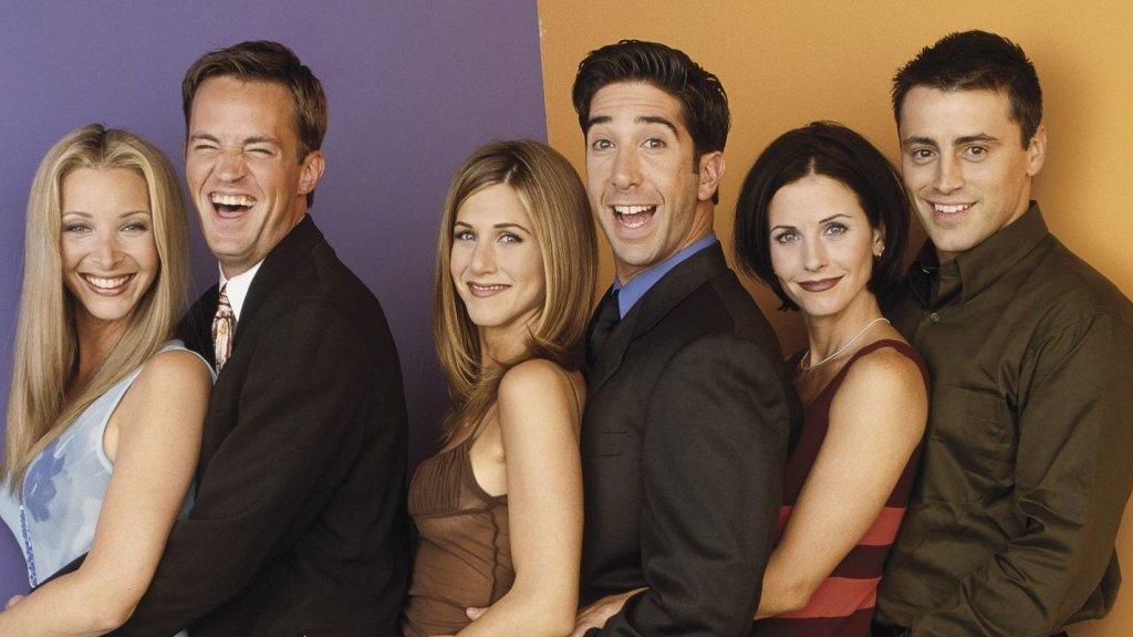 Friends série dos anos 90