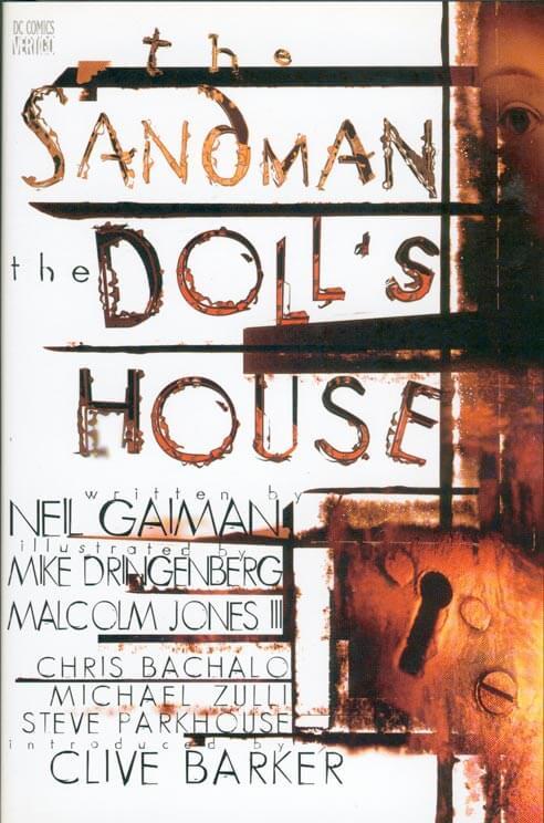 Sandman - Casa de Bonecas