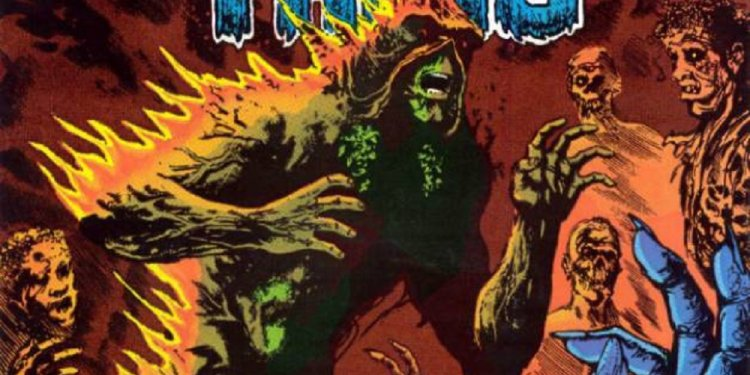 A Saga do Monstro do Pântano, por Alan Moore - Estranhos Frutos