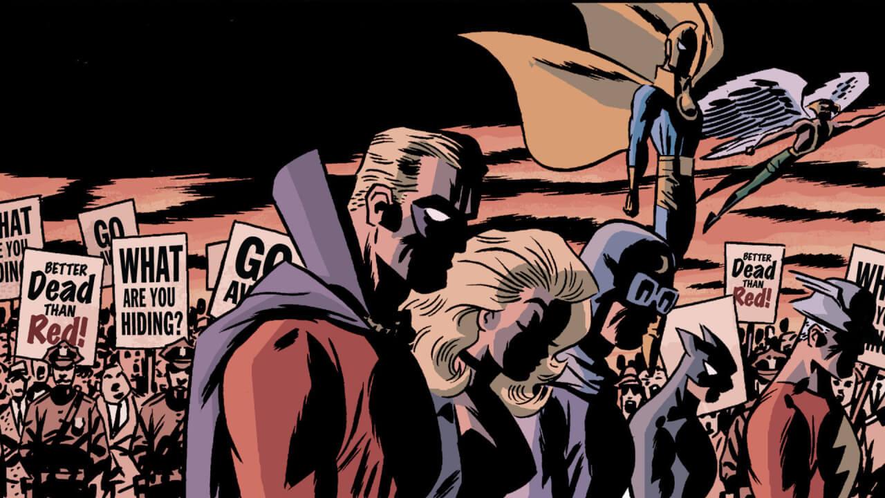 DC: A Nova Fronteira, por Darwyn Cooke