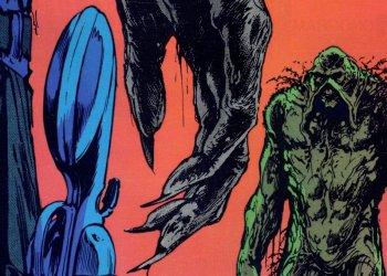 saga do monstro do pantano, por alan moore - dança dos fantasmas