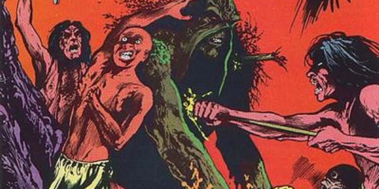 saga do monstro do pântano, por Alan moore - revoada de corvos
