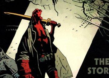 Hellboy a Tormenta