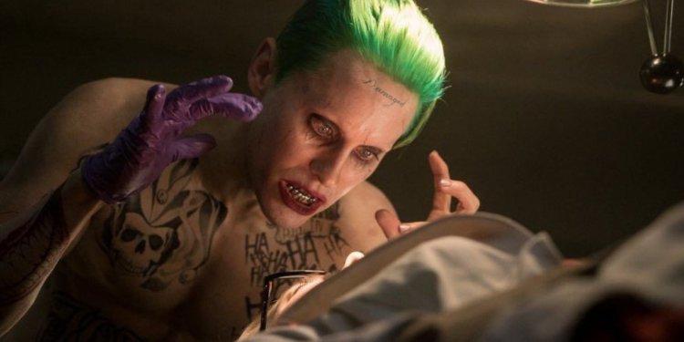 Jared Leto aparece em imagem assombrosa de Liga da Justiça Snyder Cut