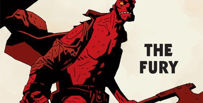 Hellboy a Fúria