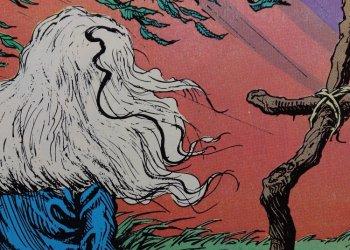 A Saga do Monstro do Pântano, por Alan Moore - De terra a terra