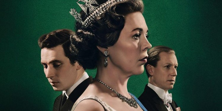 The Crown na Netflix